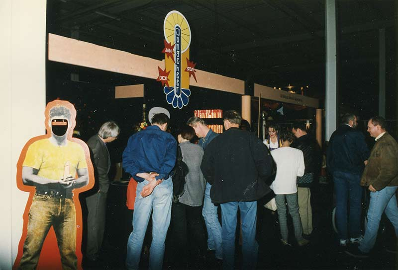 Jongeheerzepen at Erolife'96