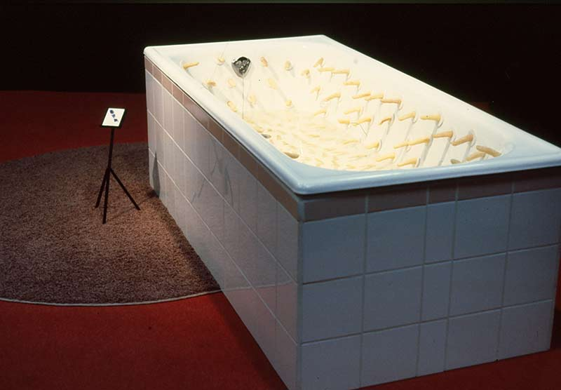 Vingerbad at Erolife'94