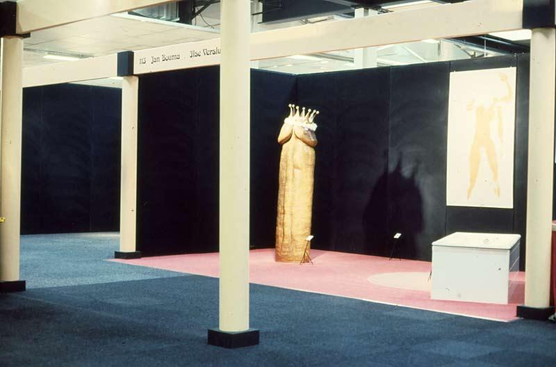 Erolife '94, Vingerbad & the King (by Jan Bouma)