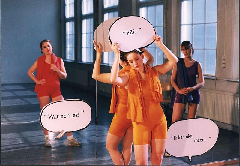 still commercial', 3 friends', Jongeheerzepen, 1996